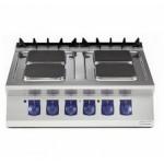 Плита 4 конфорочная Electrolux E7ECEH4Q00 371017