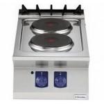 Плита 2 конфорочная Electrolux E7ECED2R00 371014
