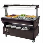 Витрина холодильная Roller Grill SB 40 F Wenge