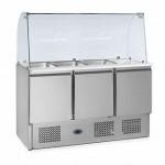Холодильный стол для салатов Tefcold SA1365GC