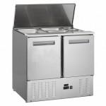 Холодильный стол для салатов Tefcold AS20