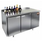 Стол охлаждаемый с ванной для льда под бутылки Hicold BR1- 11/SN
