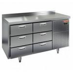 Морозильный стол Hicold GN 33/BT