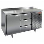 Морозильный стол Hicold GN 13/BT