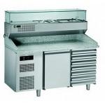 Охлаждаемый стол для пиццы Sagi KBPZ163B
