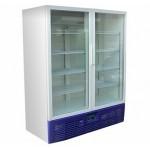 Шкаф холодильный Ариада R1400VS (стеклянные двери.)
